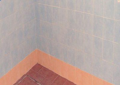 Baño geriatrico Residencia de Gravemente Afectados Betsaida