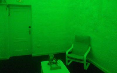 La Residencia 'Betsaida' pone en marcha una nueva sala dedicada a la haloterapia. Se trata de producir micropartículas de sal para el tratamiento de enfermedades del aparato respiratorio
