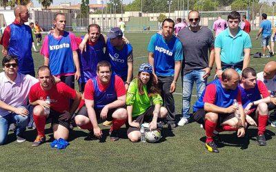 La Residencia Betsaida participó en la fiesta de clausura de la Liga Aprose de personas con discapacidad